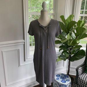 Michael Kors ❤️ Ribbed Dress ❤️ Size Medium